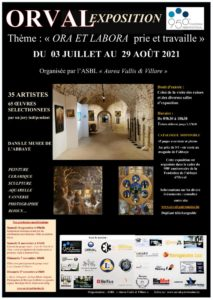 Exposition Orval 2021